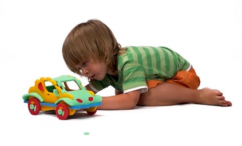 5 propozycji zabaw z dziećmi