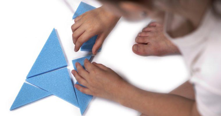 Jak uczyć kreatywności za pomocą puzzli piankowych?