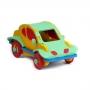 Samochodziki puzzle 3D